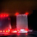 Lastbilschaufför saknade körkort