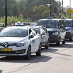 Kampen om taxikunderna