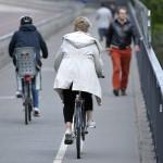 Gående och cyklister ska hållas åtskilda