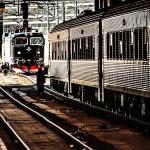 Forfarande problem i tågtrafiken