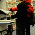 12-åringar stal dyra spel