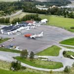 Hur mycket bidrag kräver flygplatsen?