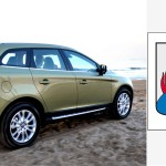 Volvo vill pryda bilar med länsvapnet