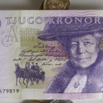 Stulen tjuga kostade tjuven 3 000 kronor