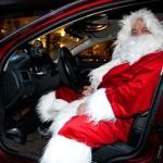 Dyrt att hyra tomte på jul