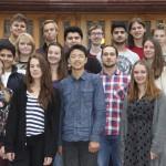 Elever från Rudbeck deltar i olympiad