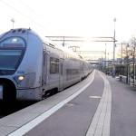 Tåg blir buss sommaren 2015
