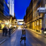 Fler kunder än förväntat rör sig på Stora gatan och Kopparbergsvägen