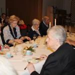 Nobel middag på äldreboendet