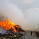 Stort tackkalas för brandinsatsen