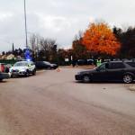 Trafikolycka på Vasagatan