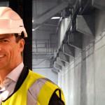 Lukt från reningsverk bromsar planer